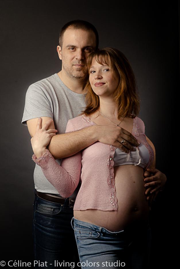 photographe de grossesse nantes